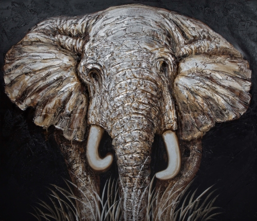 Image of The phant - 130 x 150